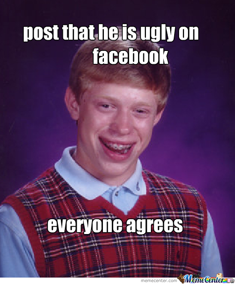Badluck Brian On Fb