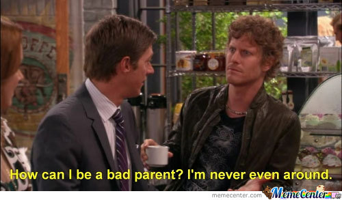 Bad Parent?
