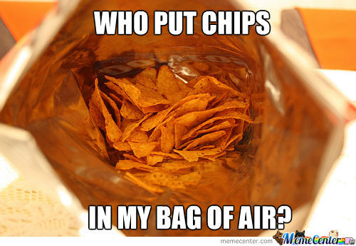 Bag Of Air