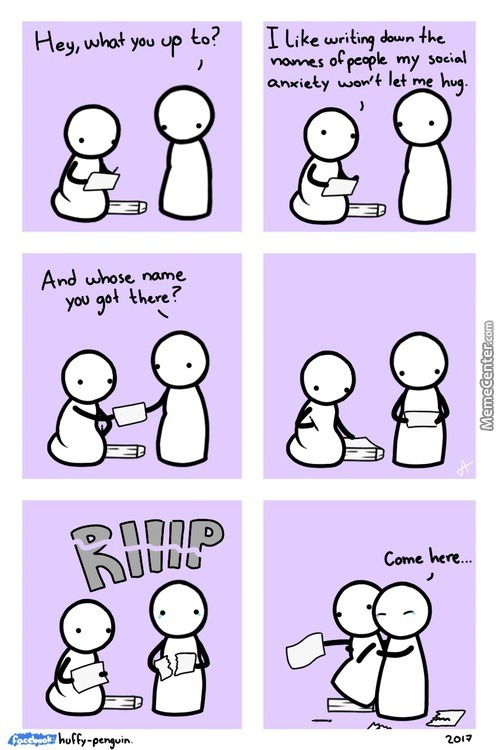 Bam! Another Random Wholesome Comic.