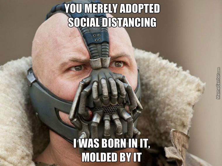 Bane Just Tried To Warn People About The Kung Flu