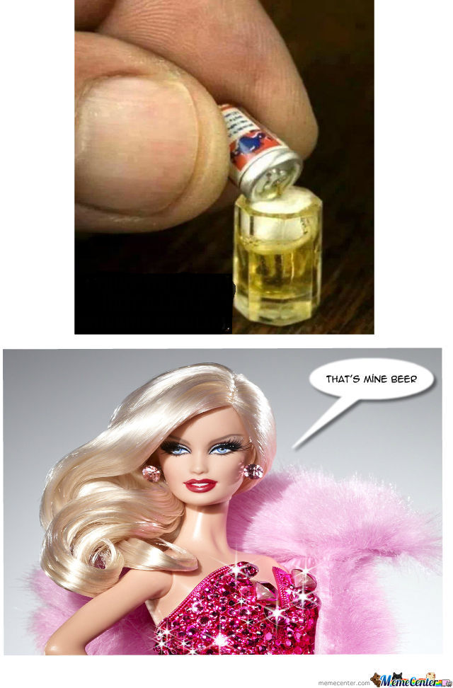 Barbie & Beer