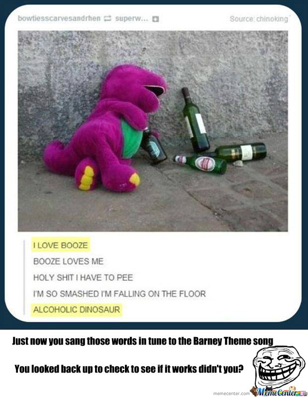 Barney And Friends by the unknown artistx - Meme Center
