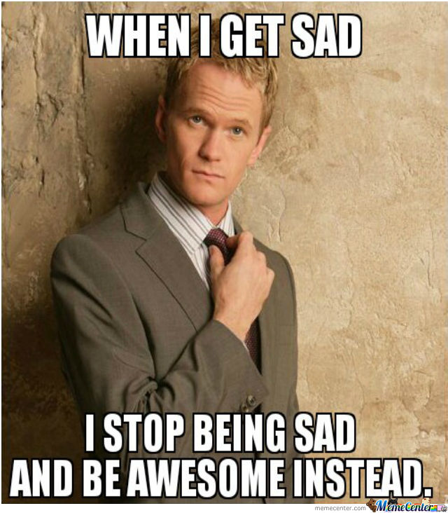 Barney Stinson Is Awesome
