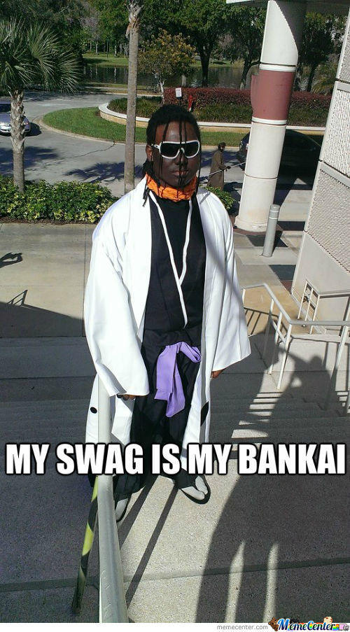 Based Swag Bleach