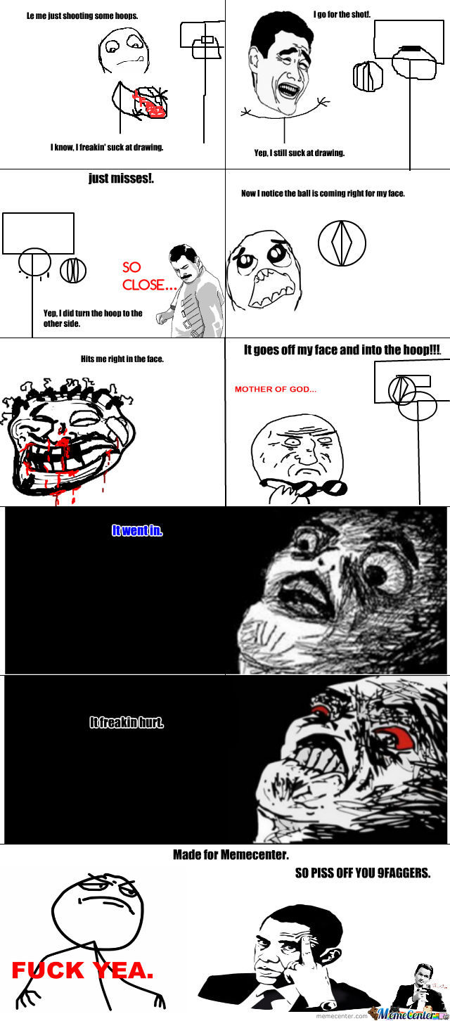 Basket Ball Rage