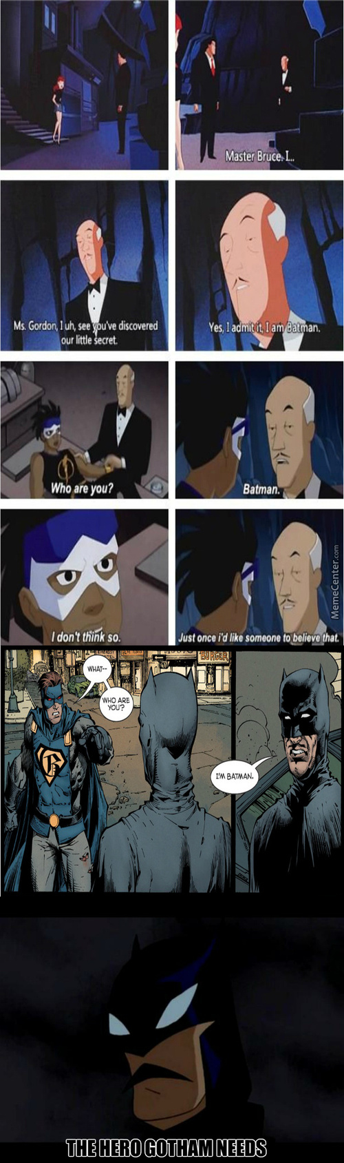 Batalfred The Movie