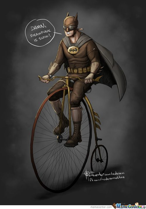 Batman Steampunk