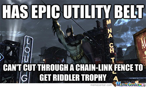 Batman's Logic