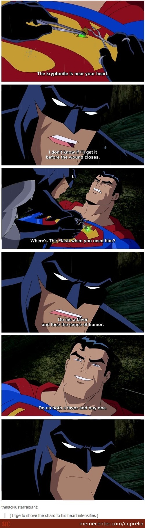 Batsy: Real Tired Of Your Shit, Supes