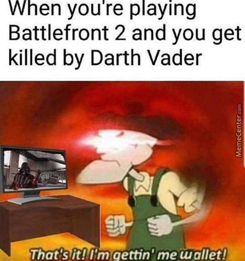 Battlefront 2 In A Nutshell