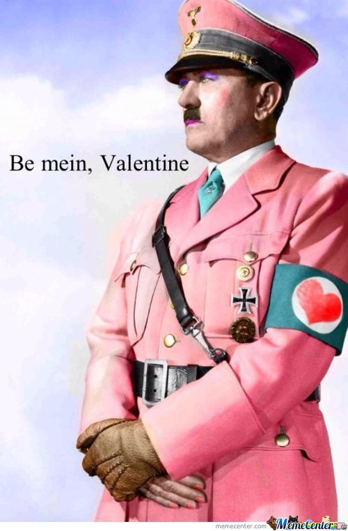 Be Mein Valentine