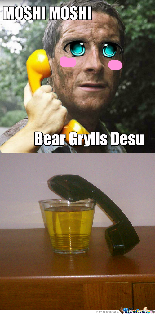 Bear Grylls Calls His Loved Ones