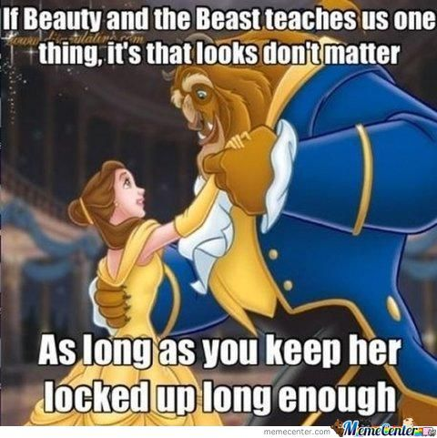 Beauty And The Beast Logic