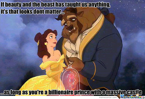 Beauty And The Beast Retold