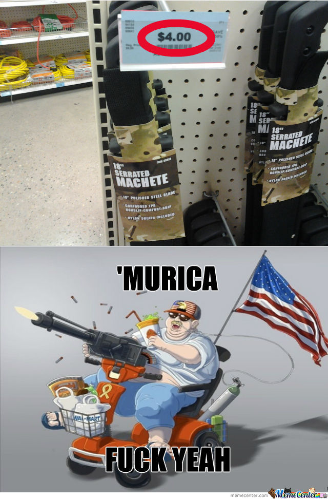 Because America. That's Why.