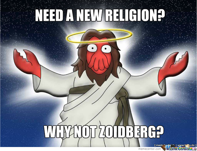 Because Christianity Is Too Mainstream