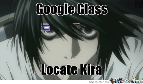 Because L Is Tired Of Your Shit, Kira