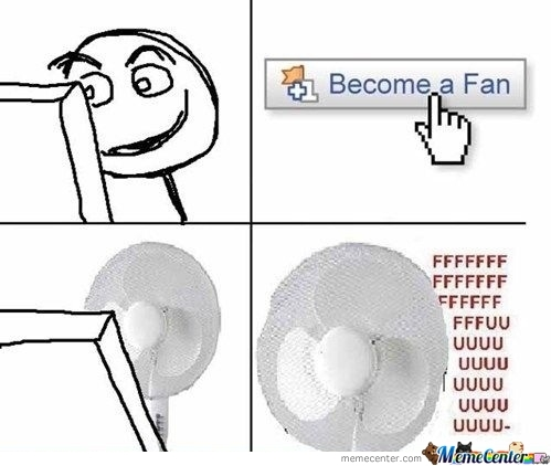 become a fan_o_339499 become a fan by viccrack meme center