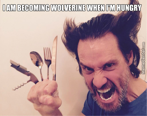 Becoming Wolverine