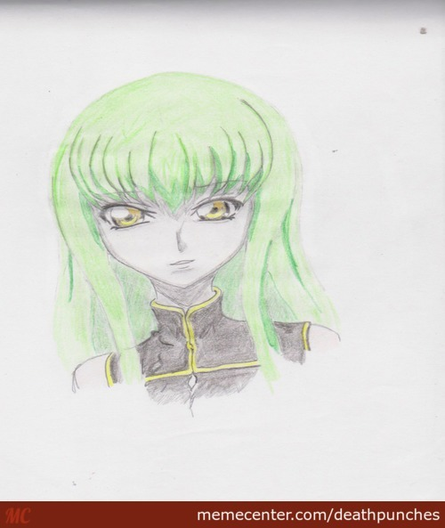 Been Watching Code Geass