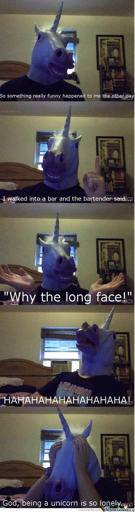 Being A Unicorn