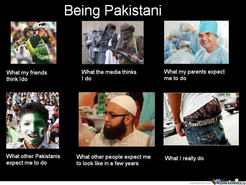 Being Pakistani    By Humairrr
