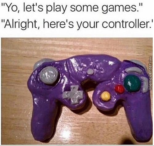 Being Player 2 Like
