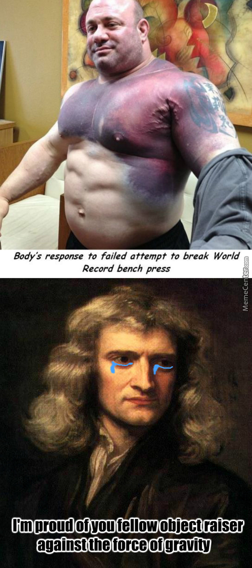 Bench Press Intensifies