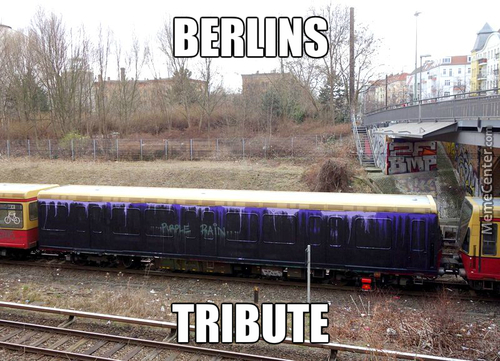 Berlins. Tribute.