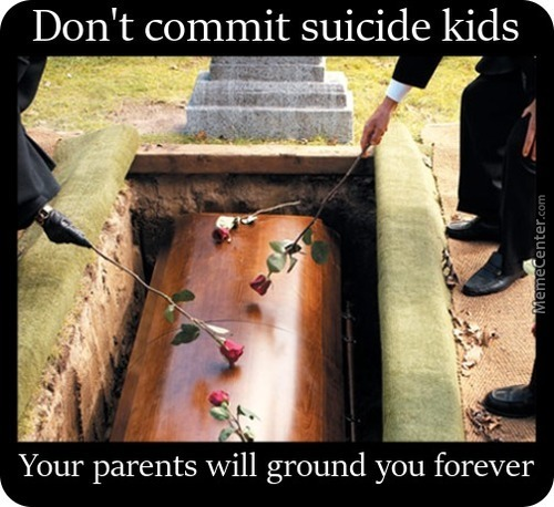 Best Advice To Stop Underage Suicides.