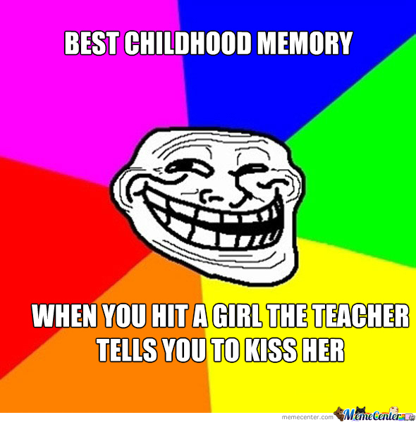 childhood is the best time of