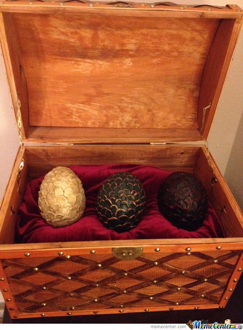 Best Christmas Gift Ever! Dragon Eggs!