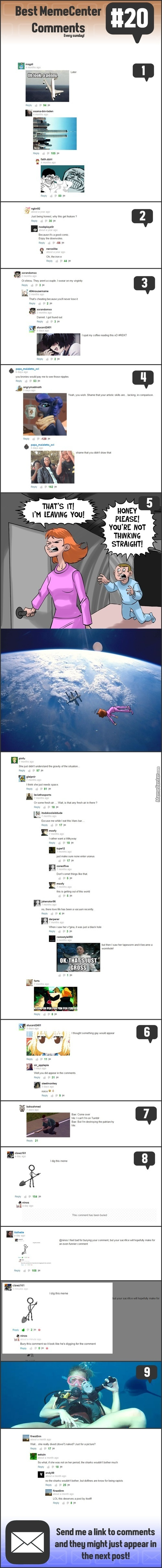 Best Memecenter Comments #20 - I Dig This Meme