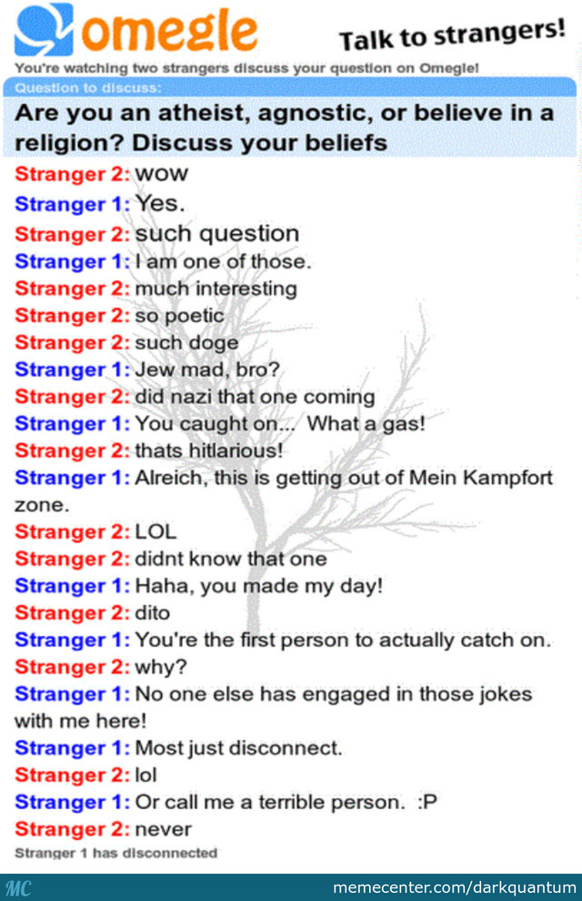 www omegle video conversations