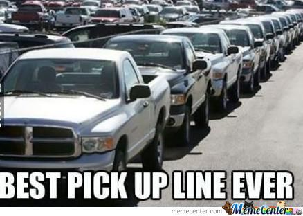 Best Pick Up Line Ever