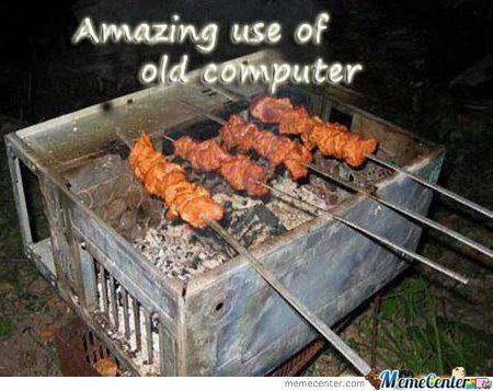 Best Way To Use Old Computer !