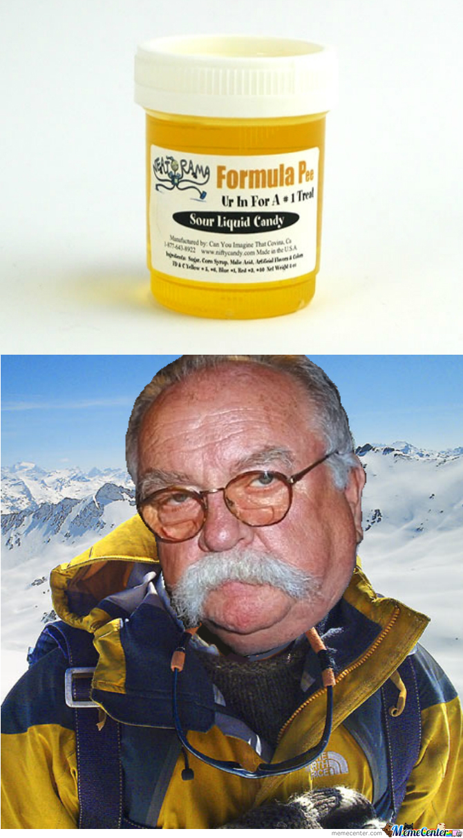 Better Drink My Own Diabeetus
