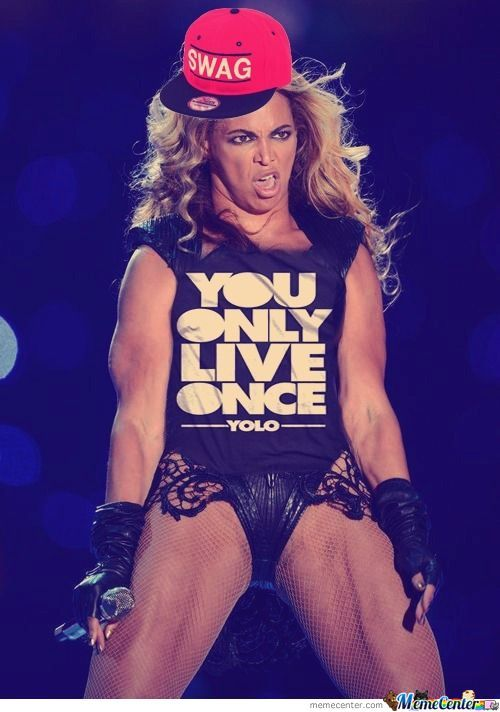 beyonce scares everyone away at super bowl_o_1118299 beyonce scares everyone away at super bowl by demmemes meme center