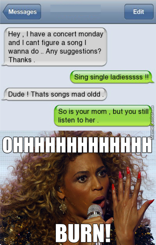 Beyonce Songs Are Timeless So Bow Downnn :p