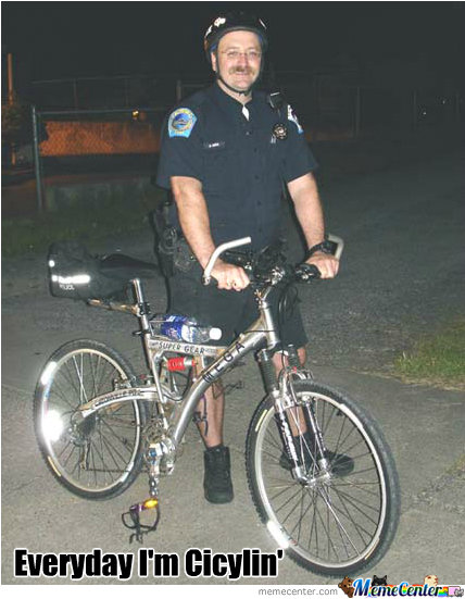 Bicycle Cop