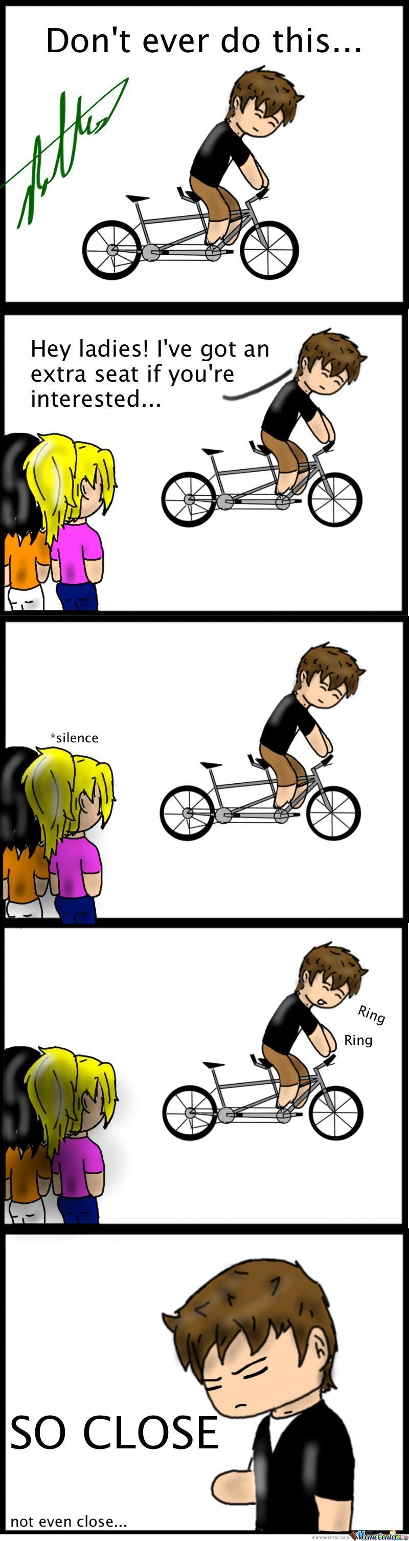 bicycle for two_o_866760 bicycle memes best collection of funny bicycle pictures