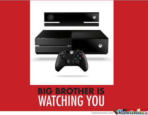 Big Brother Microsoft