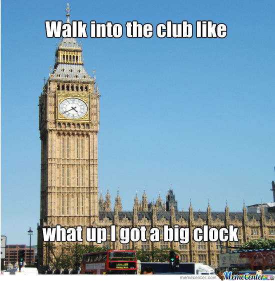 big clock_o_1220850 big clock by clownshoes meme center