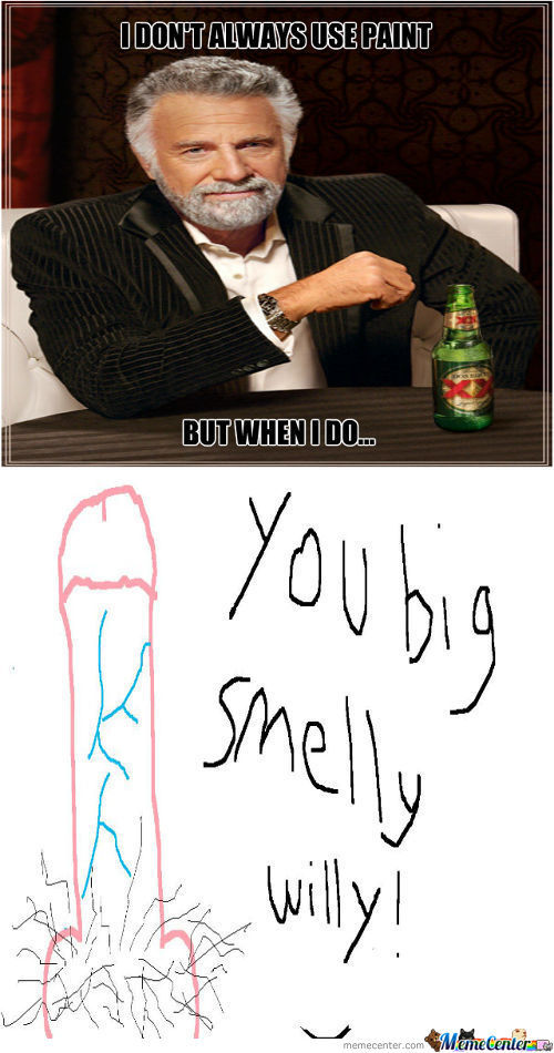 Big Smelly Willy