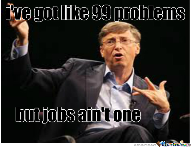 Bill Gates Rappin'