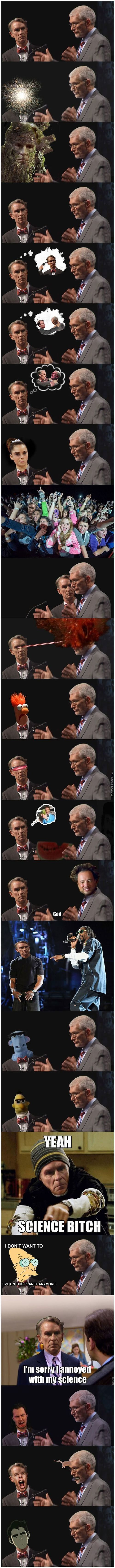 Bill Nye And Ken Ham Debate Compilation... What Do You Mean It Was Two Months Ago?