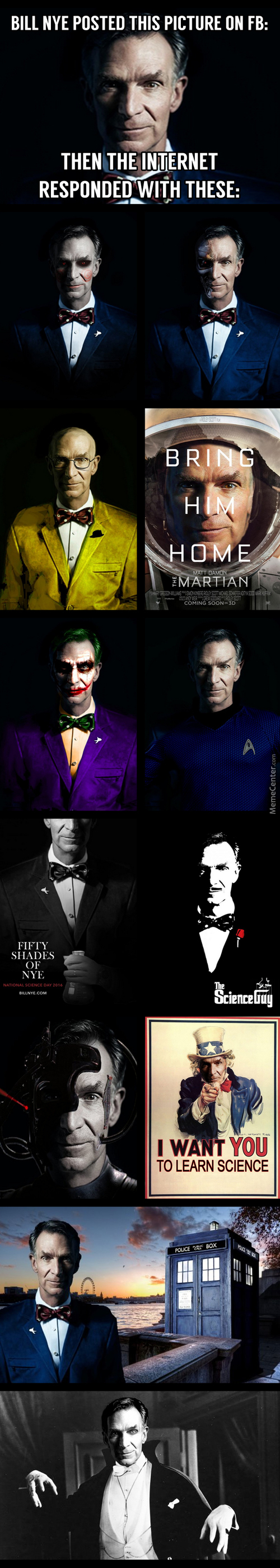 Bill Nye The Photoshop Guy