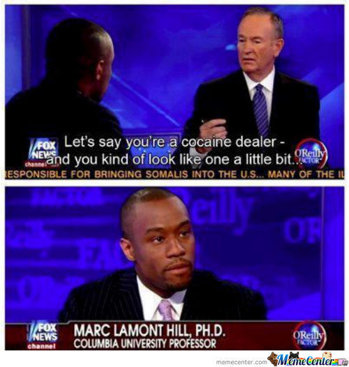 Bill O'reilly.....