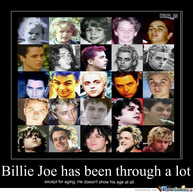 Billie Joe Armstrong Has Been Through A Lot